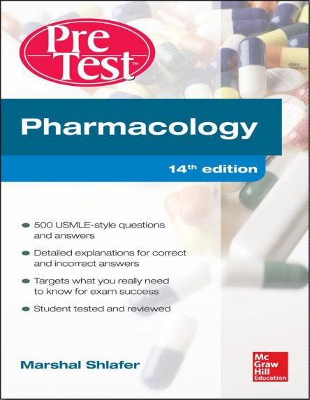 Pdf pretest edition pharmacology 14th
