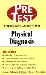 Physical Diagnosis PreTest Self-Assessment and Review 4th Edition PDF