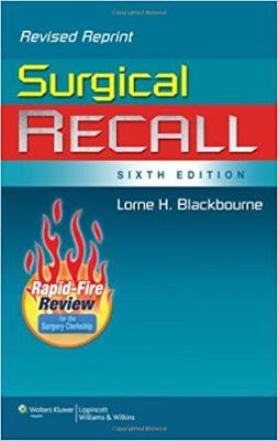 Surgery Recall 7th Edition Pdf