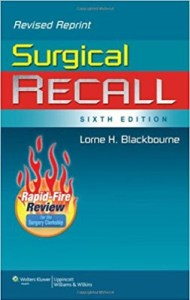 Surgical Recall 6th Edition PDF