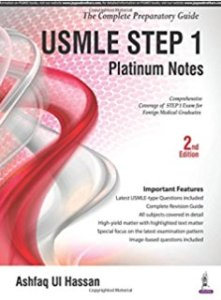 USMLE Step 1 Platinum Notes 2nd Edition PDF