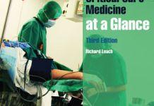 Critical Care Medicine at a Glance 3rd Edition PDF