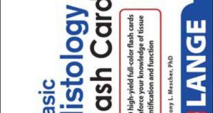 Lange Basic Histology Flash Cards PDF