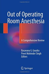Out of Operating Room Anesthesia PDF