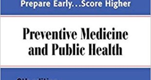 Preventive Medicine and Public Health PreTest Self-Assessment and Review 9th Edition PDF