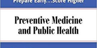 Preventive Medicine and Public Health PreTest Self-Assessment and Review 9th Edition PDF