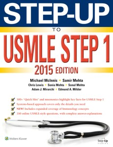 Step-Up to USMLE Step 1 2015 Edition PDF