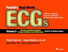 Podrid's Real-World ECGs Volume 5 Part B PDF