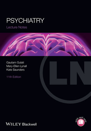 Psychiatry Lecture Notes 11th Edition PDF – Wiley-Blackwell