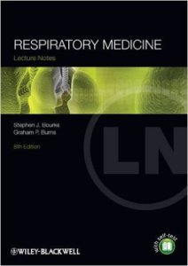 Respiratory Medicine Lecture Notes 8th Edition PDF