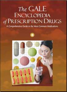 The Gale Encyclopedia of Prescription Drugs PDF