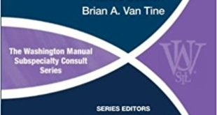 Washington Manual of Hematology and Oncology Subspeciality Consult 3rd Edition PDF