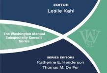 Washington Manual of Rheumatology Subspeciality Consult 3rd Edition PDF