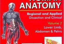 Human Anatomy Regional & Applied 4th Edition PDF