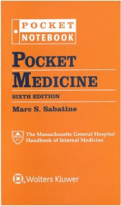 Pocket Medicine The Massachusetts General Hospital Handbook of Internal Medicine 6th Edition PDF