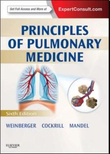 Principles of Pulmonary Medicine 6th Edition PDF