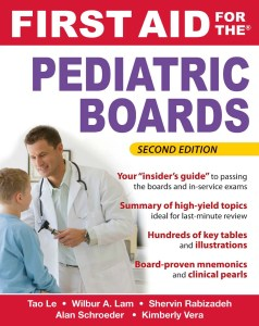 First Aid for the Pediatric Boards 2nd Edition PDF