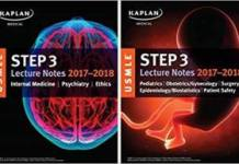 USMLE Step 3 Lecture Notes 2017 PDF – Kaplan Lecture Notes