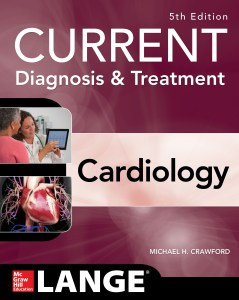 CURRENT Diagnosis & Treatment in Cardiology 5th Edition PDF
