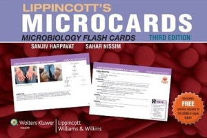 Lippincott's Microcards Microbiology Flash Cards 3rd Edition PDF