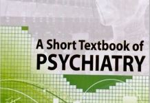 A Short Textbook of Psychiatry 7th Edition PDF - 20th Year Edition