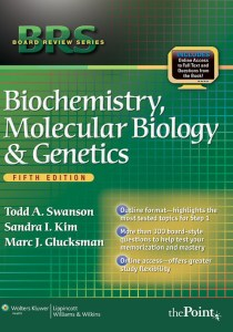 BRS Biochemistry Molecular Biology and Genetics 5th Edition PDF