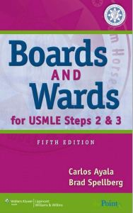 Boards & Wards for USMLE Steps 2 & 3 5th Edition PDF