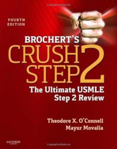 Brochert's Crush Step 2 - The Ultimate USMLE Step 2 Review 4th Edition PDF