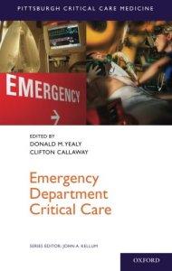 Emergency Department Critical Care PDF