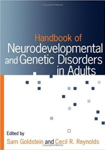 Handbook Of Neurodevelopmental and Genetic Disorders in Adults PDF