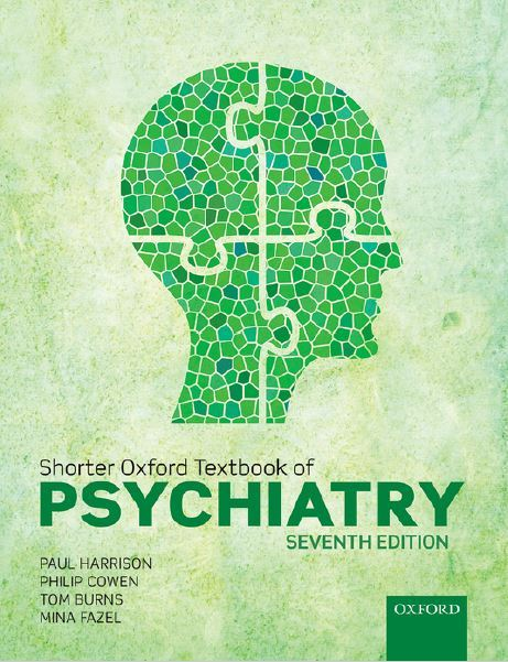 Oxford Psychiatry Pdf