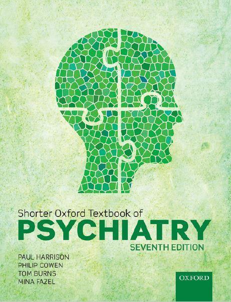 Oxford Psychiatry Pdf