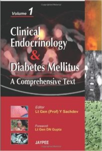 Clinical Endocrinology and Diabetes Mellitus Volume 1 PDF