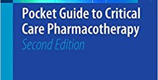 Pocket Guide to Critical Care Pharmacotherapy 2nd Edition PDF