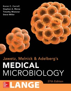 Jawetz Melnick & Adelberg's Medical Microbiology 27th Edition PDF