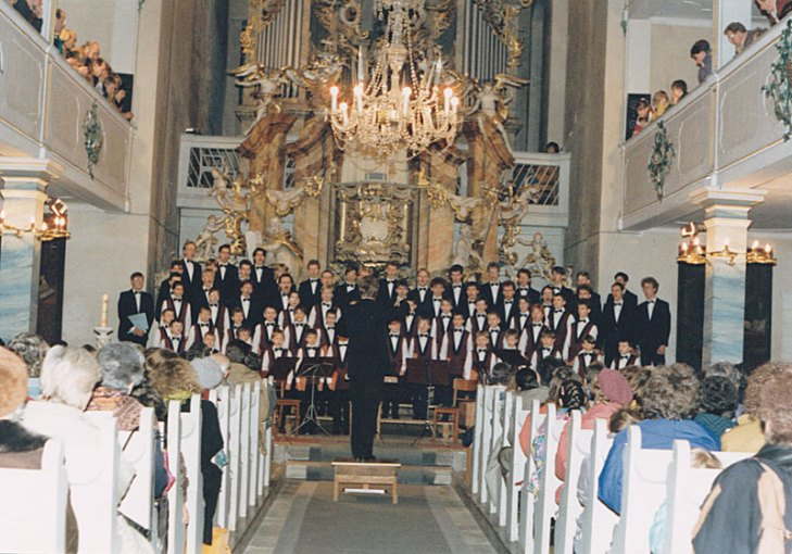 Konzert in der Suhler Hauptkirche