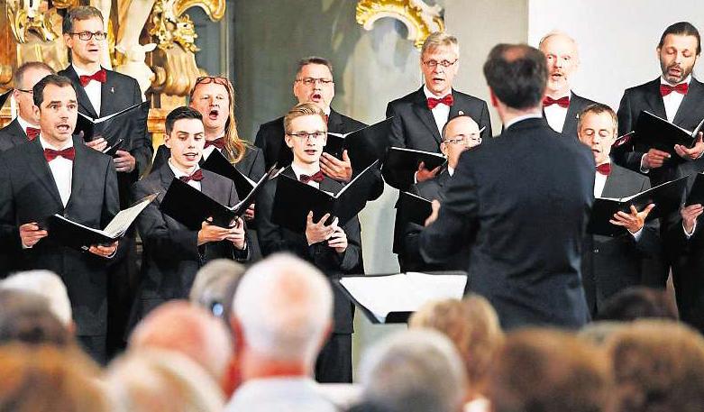 Chorkonzert in der Kirche – Einst verboten, nun schöne Tradition