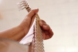 frete de guitare pitch