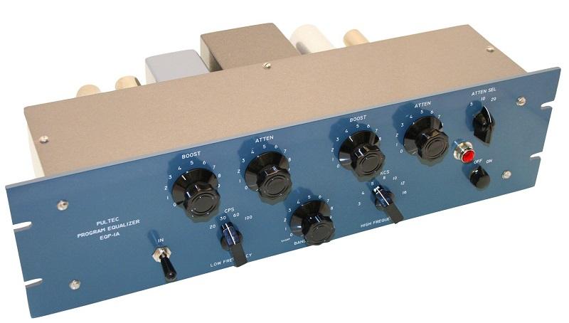EQ hardware pultec EQP-1a
