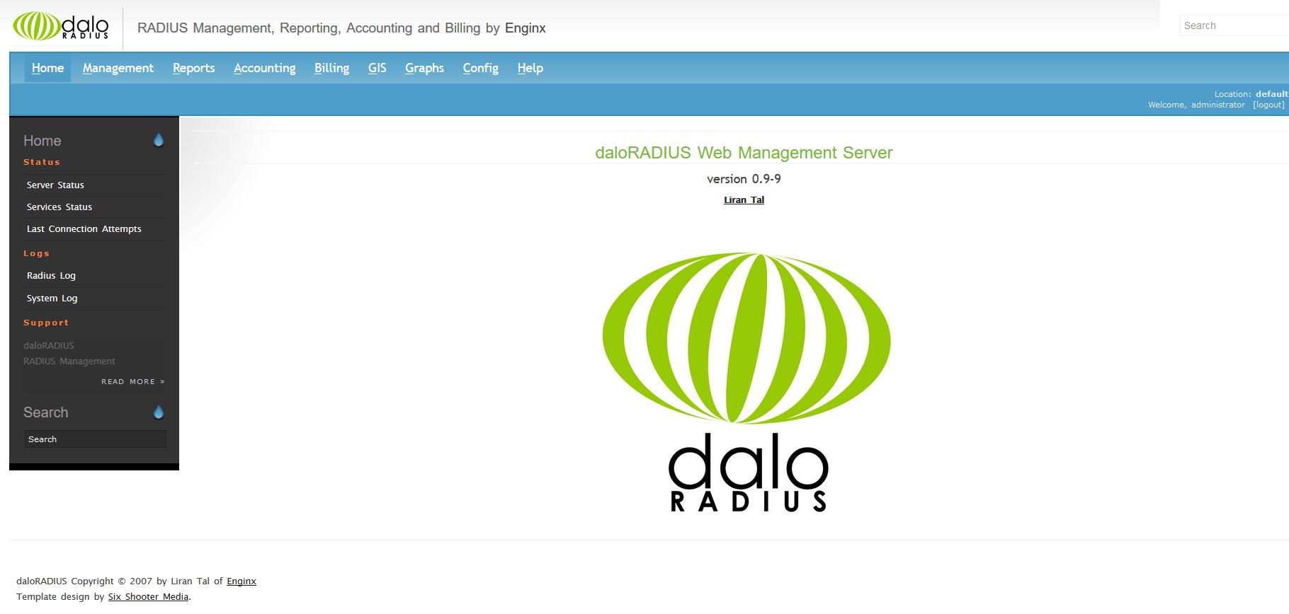Daloradius Installation on CentOS 7 - Computer How To