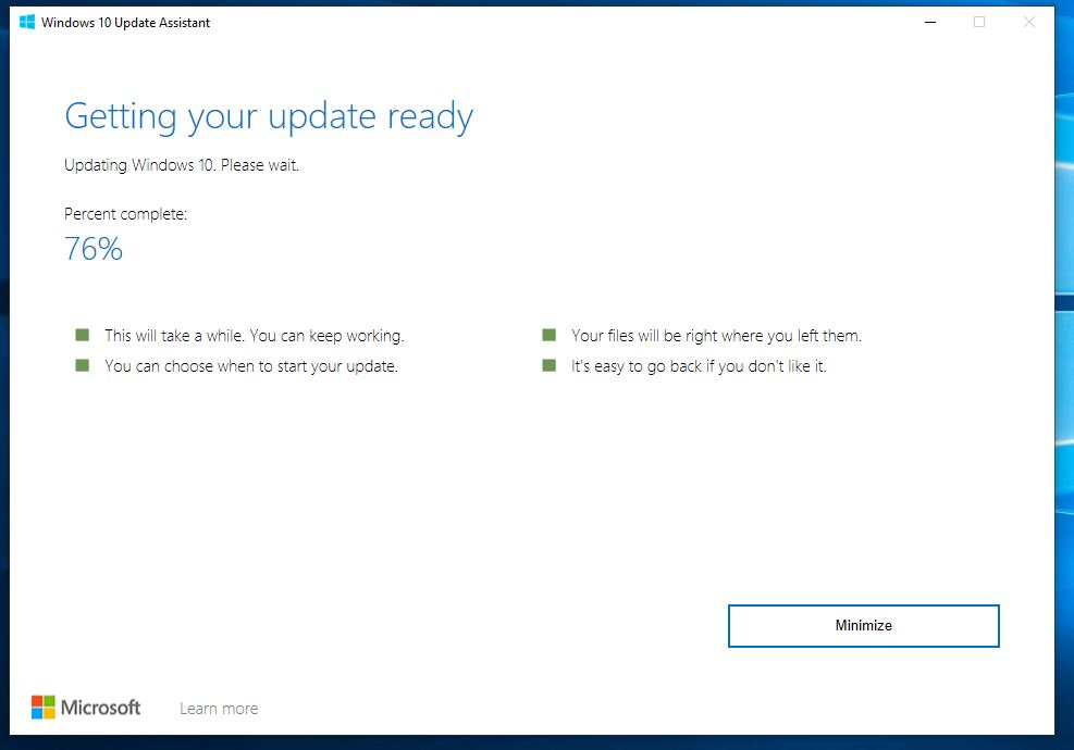 Windows 10 May 2019 Update Version 1903 Download - Computer