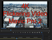 How To Fix Mavic Pro Flickering Video in Adobe Premiere