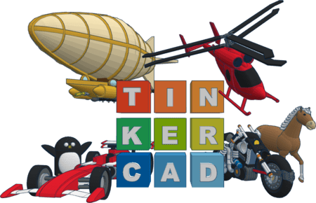 TinkerCAD a gyermekbarát 3D tervező
