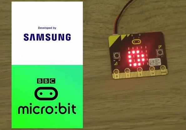 micro:bit és a mobileszköz