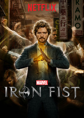 Image result for iron fist netflix poster