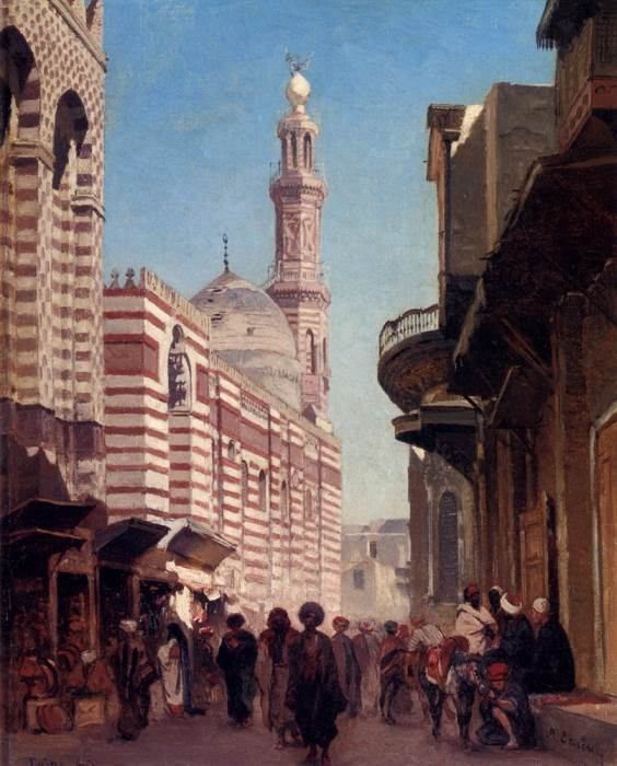 Пейзаж фото города