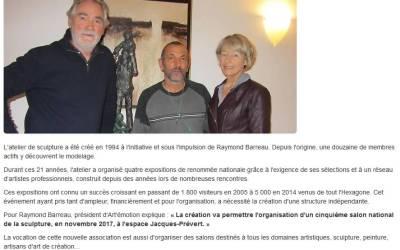 Ouest France – 19 Dec 2015