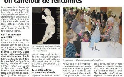 Courrier Vendéen – 20 nov 2014