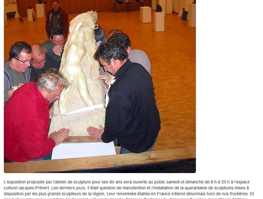 Ouest France – 26 27 nov 2005