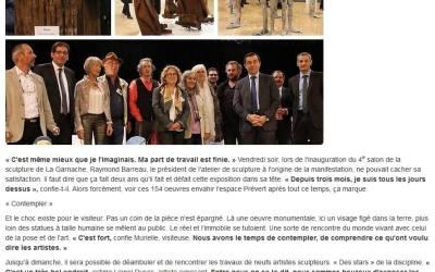 Ouest France – 10 nov 2014